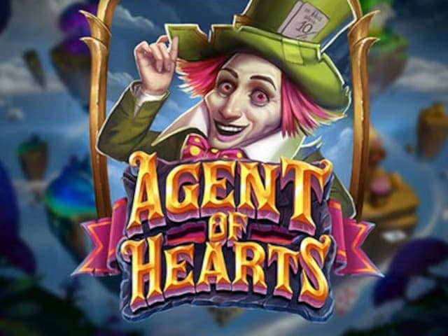 Slot Agent of Hearts Play'n Go